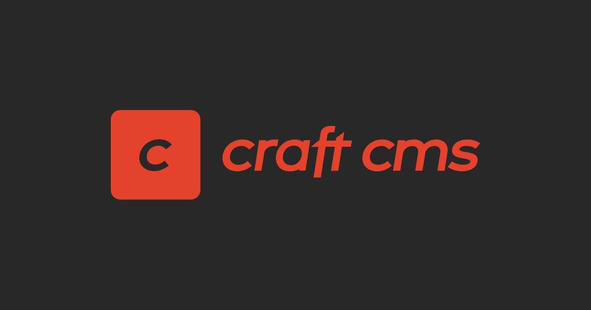 Craft a better web.